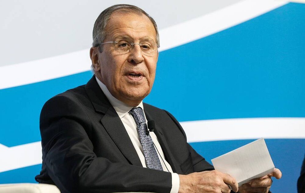 Lavrov: U.S. sanctions on Iran absolutely illegal