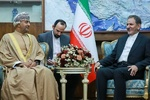 Iran sees no limitation for expanding coop. with Oman