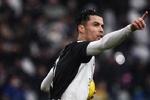 Ronaldo bininci maçını oynadı