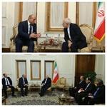 ظريف يبحث مع مساعد وزير خارجية جورجيا آليات توسيع التعاون في جميع المجالات بين البلدين