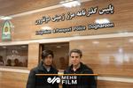 جوان ناشنوای ایرانی به کشور بازگشت