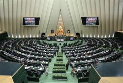 Iranian parliament discusses Iraq development in a session with diplomats