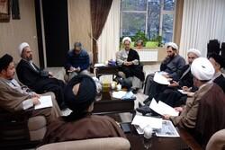جلسه مدیران عالی نهادهای مرتبط حوزوی برگزار شد