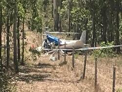 آسٹریلیا میں ایک چھوٹا طیارہ گر کر تباہ/ دو افراد ہلاک