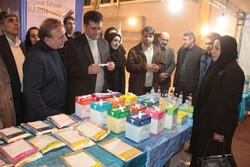 نمایشگاه بزرگ «کشاورزی دانشبنیان و نوآورانه» در ۷۰ غرفه برپا شد