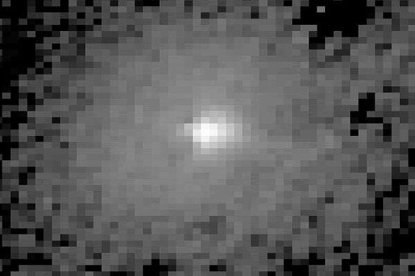 انفجار ستاره دنباله دار ثبت شد