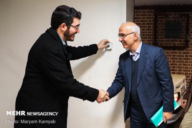 بازدید رئیس سازمان امور دانشجویان از خبرگزاری مهر