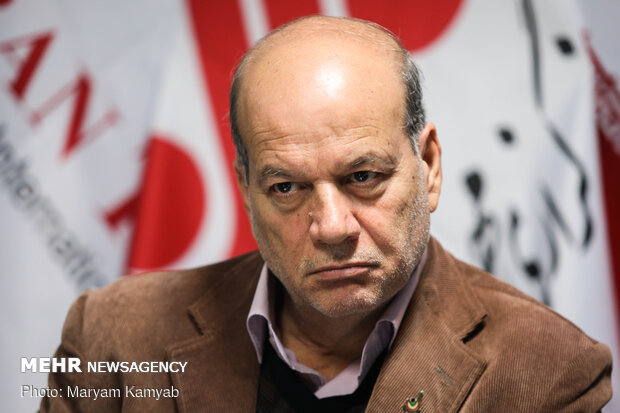 محمدرضا علم، معاون امور دانشجویان