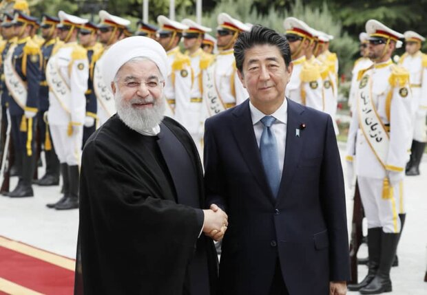 US shows green light to Rouhani's visit to Tokyo