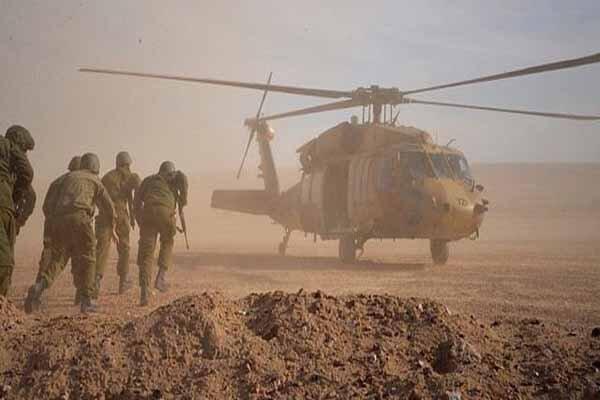 رزمایش نظامی صهیونیستها در قبرس و شبیه سازی جنگ با حزب الله لبنان