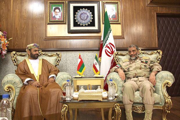 Iran-Oman joint border under no threats: Brig. Gen. Rezaei