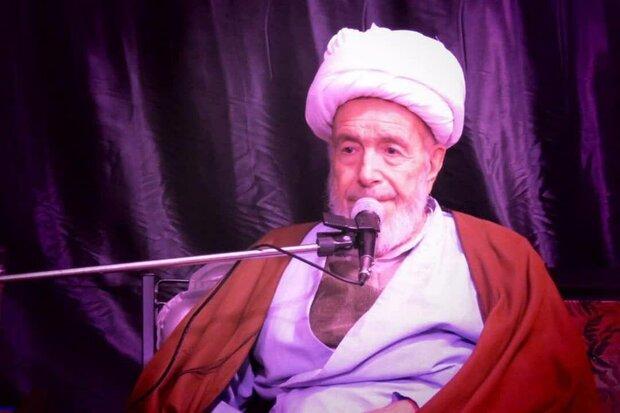 آیت الله مالک کاویانی «محمدی» درگذشت