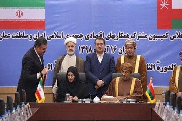 جزئیات تفاهمتجاری ۵ میلیارد دلاری ایران و عمان