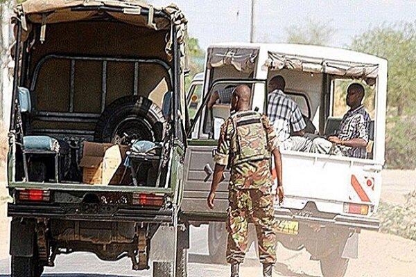 Kenya'da otobüse terör saldırısı: 10 ölü