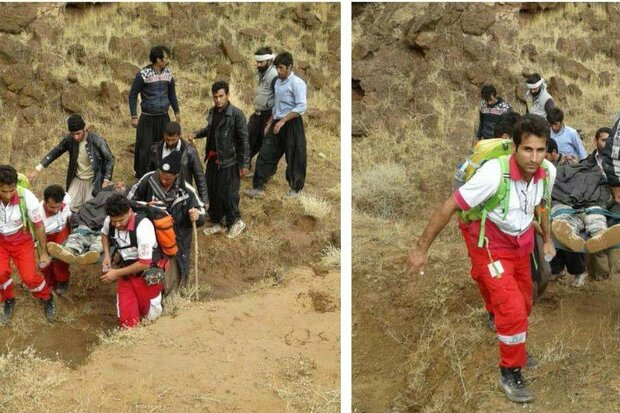 پیرمرد عشایر ۷۵ ساله مفقود شده در مهران پیدا شد