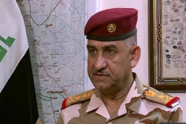 «قیس المحمداوی» فرمانده عملیات بغداد برکنار شد