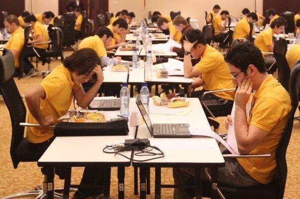 مسابقات بین المللی برنامه نویسی در دانشگاه امیرکبیر برگزار می شود