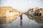 ورود ۷۰ درصد روان آبها به شبکه فاضلاب آبادان
