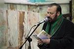 موسویقهار مناجاتخوان دعای سحر ماه رمضان درگذشت