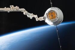 ارسال ربات احساسی، موش و کرم به ایستگاه فضایی