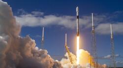 ماهواره استارلینک با پوشش خاص به مدار زمین می رود