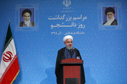 Negotiation 'necessary, revolutionary' act: Rouhani