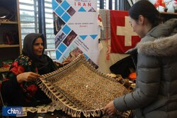 Iranian crafts, souvenirs welcomed at Geneva charity fair