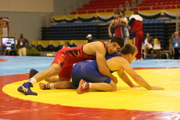 Iran win two medals at Alans wrestling tournament