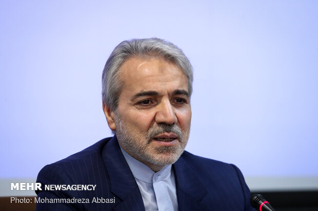 "Presser of head of Plan, Budget Org. on ""Next Year's Budget Bill"""
