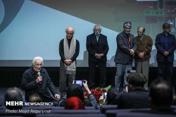 آیین افتتاحیه سیزدهمین جشنواره بینالمللی سینماحقیقت