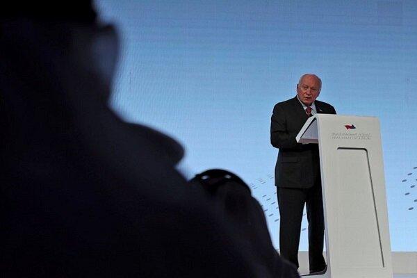 دیک چنی: خروج آمریکا از منطقه به نفع ایران و روسیه است