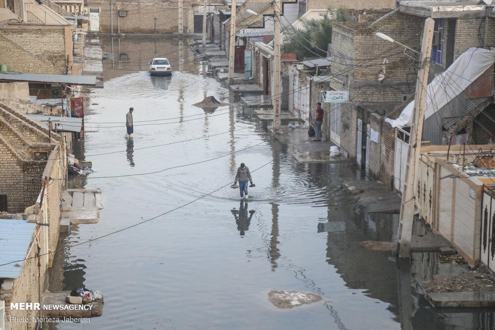 آماده باش مدیریت بحران خوزستان به دستگاههای اجرایی