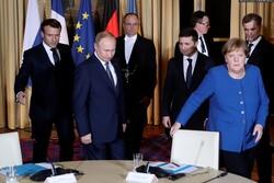 توافق پوتین و زلنسکی برای برقراری آتش بس فراگیر در اوکراین