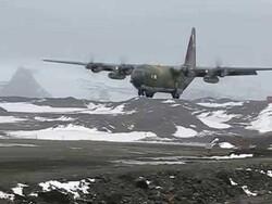 چلی میں فوجی طیارہ گر کر تباہ / 38 افراد کی ہلاکت کا خدشہ