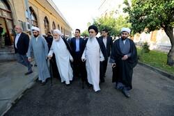 سفر رئیس ستاد اقامه نماز کشور به گلستان