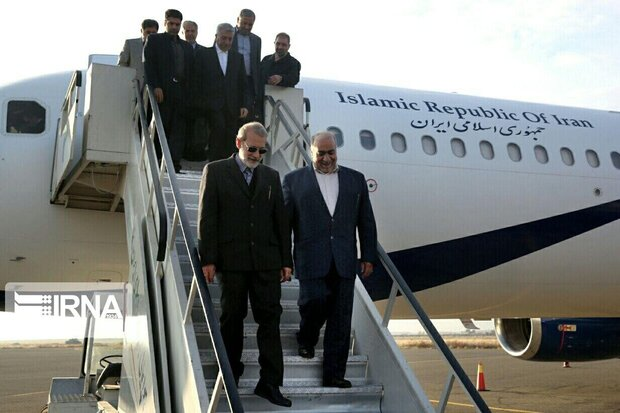 Larijani in Kermanshah to inaugurate several projects