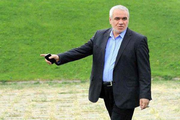 تاکید مجدد سرپرست باشگاه استقلال در مورد استعفای فتحاللهزاده