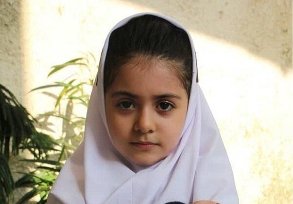 یک کودک گیلانی برگزیده کشوری مسابقه کتابخوانی «پوپک دانا» شد
