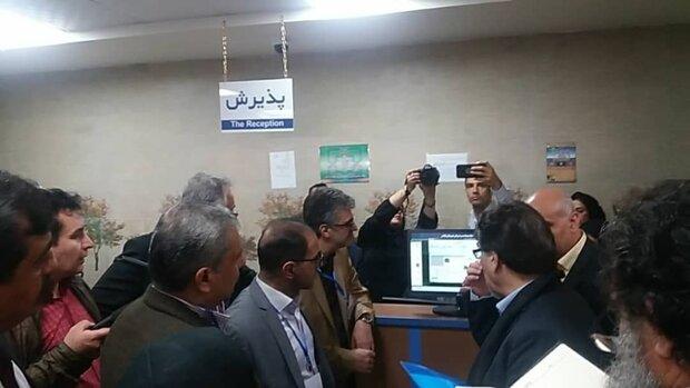 هیئت پاکستانی از مراکز بهداشتی مازندران بازدید کردند