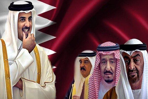مخالفت برخی افراد در امارات با حل بحران قطر