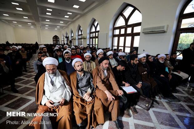رئيس لجنة الصلاة يتفقد مدينة كلستان