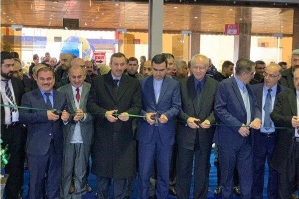 Iranian firms participate at Sulaymaniyah Agriculture, Food Fair