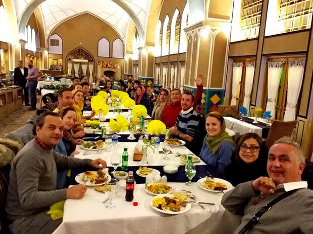 Foreign tour operators, travel marketers astonished by safe, modern Iran