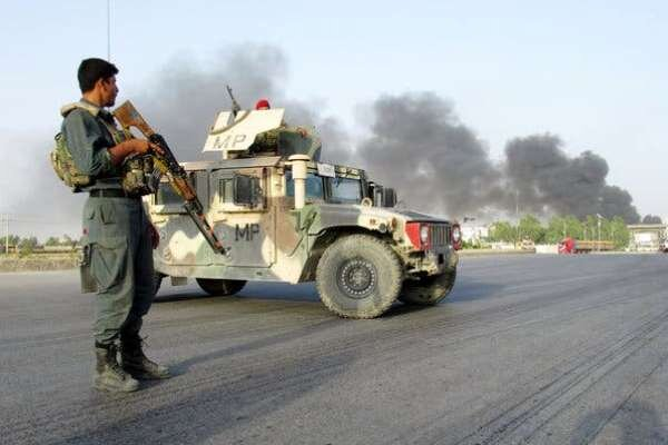 Bomb in Afghan capital targeted TV bus, 2 dead