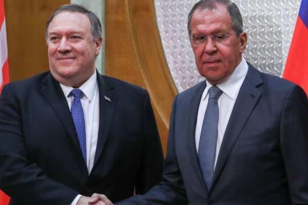 وزرای خارجه روسیه و آمریکا درباره کنترل تسلیحاتی رایزنی کردند