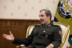 Iran, Russia to review military coop.