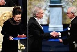 جنجال اهدای جایزه نوبل و حاشیههایش/کشف یک مرکز دیگر قاچاق کتاب