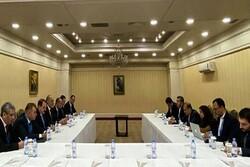 İran ve Suriye heytleri 14. Astana toplantısı sırasında görüştü