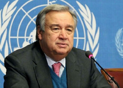 UN chief urges protection of women amid coronavirus lockdown