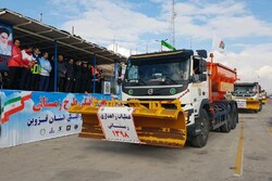 آغاز رزمایش طرح زمستانی/سوانح جاده ای در  قزوین ۲۷ درصد کاهش یافت